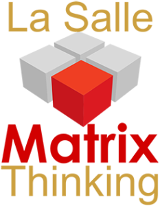 partner, matrix thinking, innovation training, roger la salle